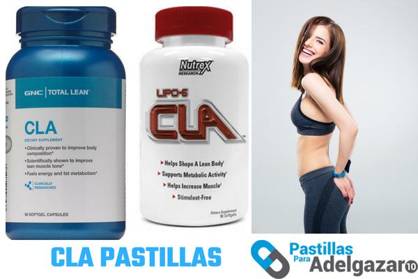 CLA PASTILLAS