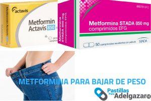 Medicina para bajar de peso redotex nf