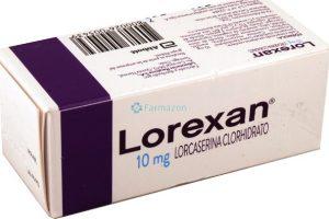 lorexan pastillas