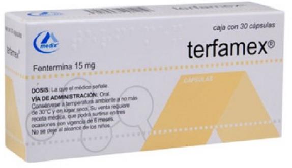Terfamex: Usos, Dosis, Efectos Secundarios, Como Tomar y
