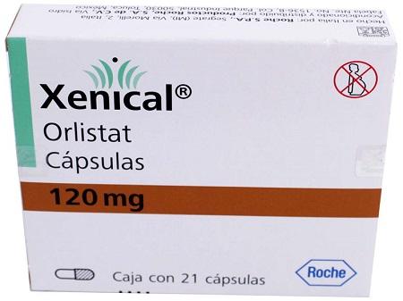Medicina para adelgazar xenical 120